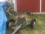 Oma Traktori traileri