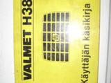Valmet H380 ohjekirja