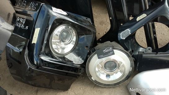 Nettivaraosa mercedes benz g class 2001 all details for Looking for mercedes benz parts