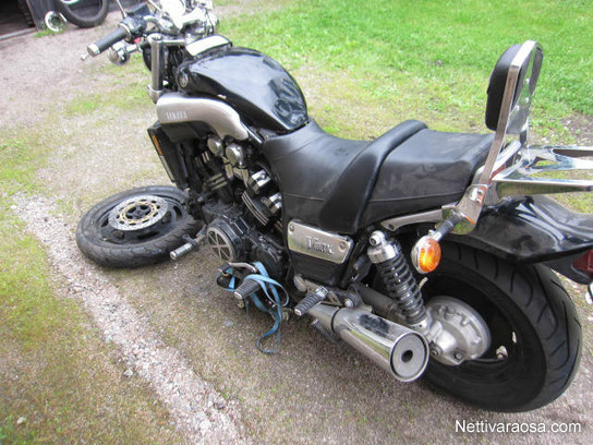 nettivaraosa yamaha vmax 1999 1200 motorcycle spare. Black Bedroom Furniture Sets. Home Design Ideas