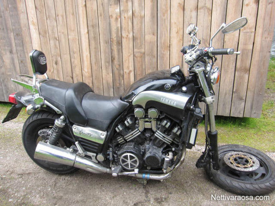 Enlarge Image Yamaha Vmax
