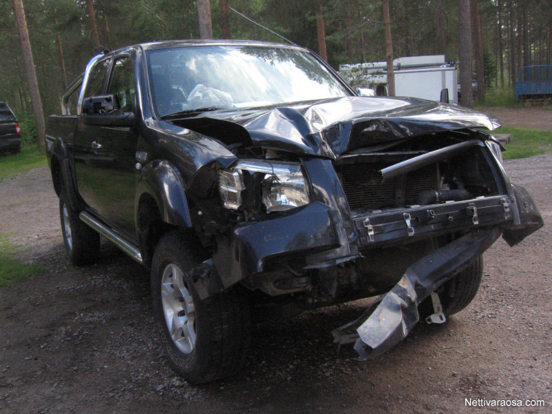 Nettivaraosa Ford Ranger 2 5 Dci 2007 4x4 Spare And