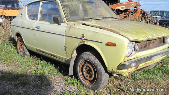 Nettivaraosa - DATSUN 100A 1976 - Car spare parts ...