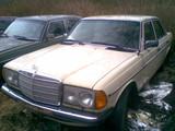 Mercedes-benz W123, W115, W124