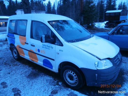 Nettivaraosa - VW Caddy 1,9tdi DSG vaihteisto 2010 - myydään osina - Auton varaosat - Nettivaraosa