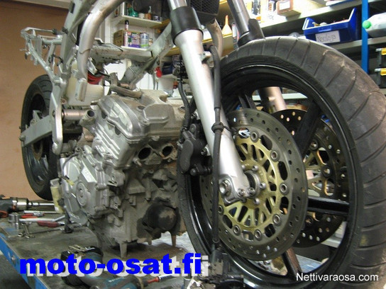 Nettivaraosa Honda Cbr 600 F Pc 31 1996 Mp Varaosat Motorcycle