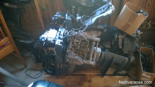 Yamaha F20 4-tahti 2001 - Myös muita kokoja paljon - Boat accessories and  parts - Nettivaraosa