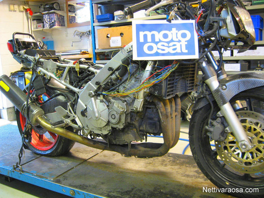 Nettivaraosa Honda Cbr 600 F Pc 25 Mp Osia Motorcycle Spare
