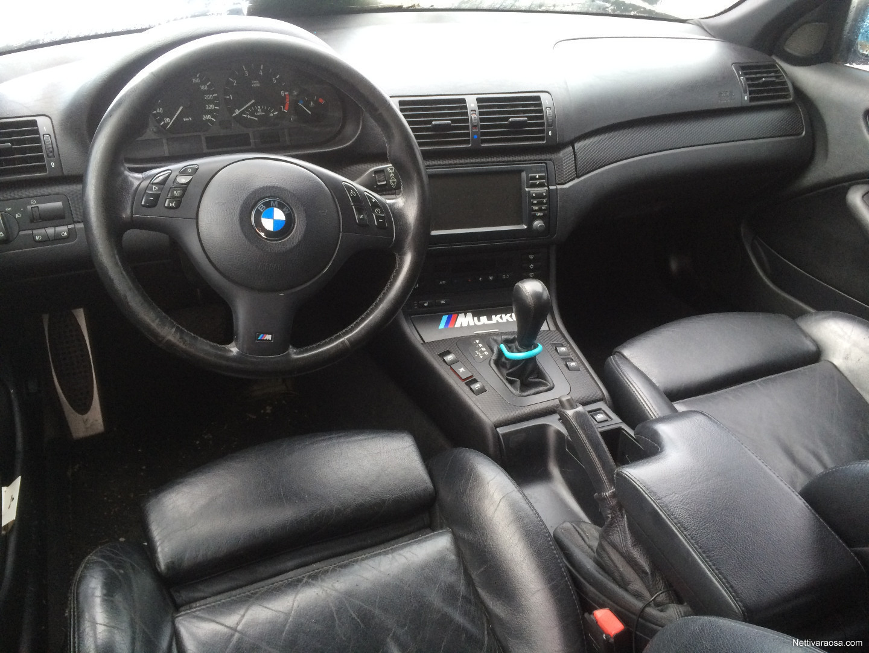 Bmw E46 M Sport Listat Kojelaudan Ja Ovien Lista Setti Car Spare Parts Nettivaraosa