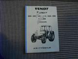 Fendt traktoreiden