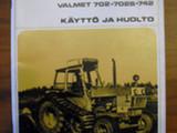 Valmet traktoreiden