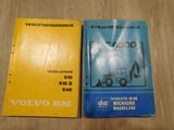 Volvo BM korjaamokirjat