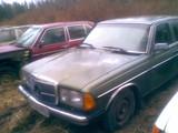 Mercedes-Benz W123, W124, W202