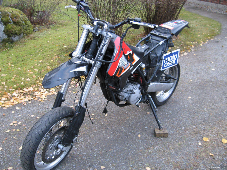 Nettivaraosa - Aprilia MX 125 2004 - osia - Motorcycle ...