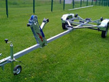 TEKNO TRAILER VT 550 ECO