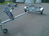 TEKNO TRAILER VT 750 ECO