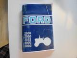 Ford traktoreiden