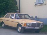 Mercedes-Benz W123, 200D-300D