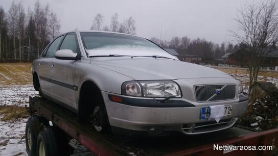 Nettivaraosa Volvo S80 Myydaan Osina 2000 2 4 Bensa