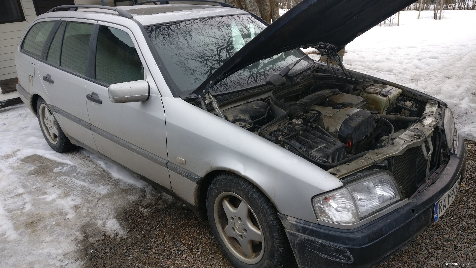 Mercedes-Benz S202 1 8 man  1997 - Car spare parts - Nettivaraosa