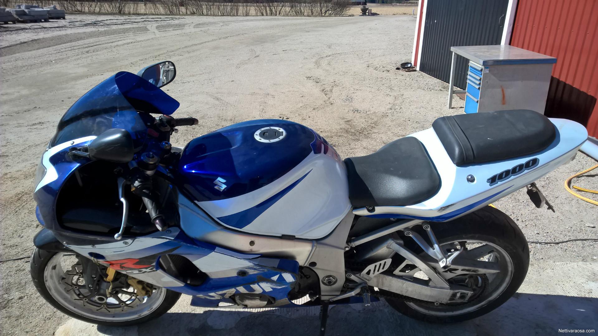 Suzuki Gsxr1000 2002 Motorcycle Spare Parts And Accessories Nettivaraosa