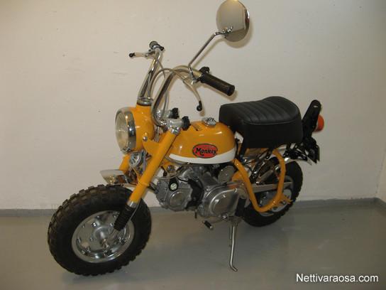 Nettivaraosa - Honda monkey 1972 - Z50A Jäykkäperä - Mopojen varaosat ja tarvikkeet - Nettivaraosa