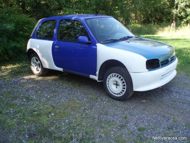 Nettivaraosa - Nissan Micra K11 - 1993-2002