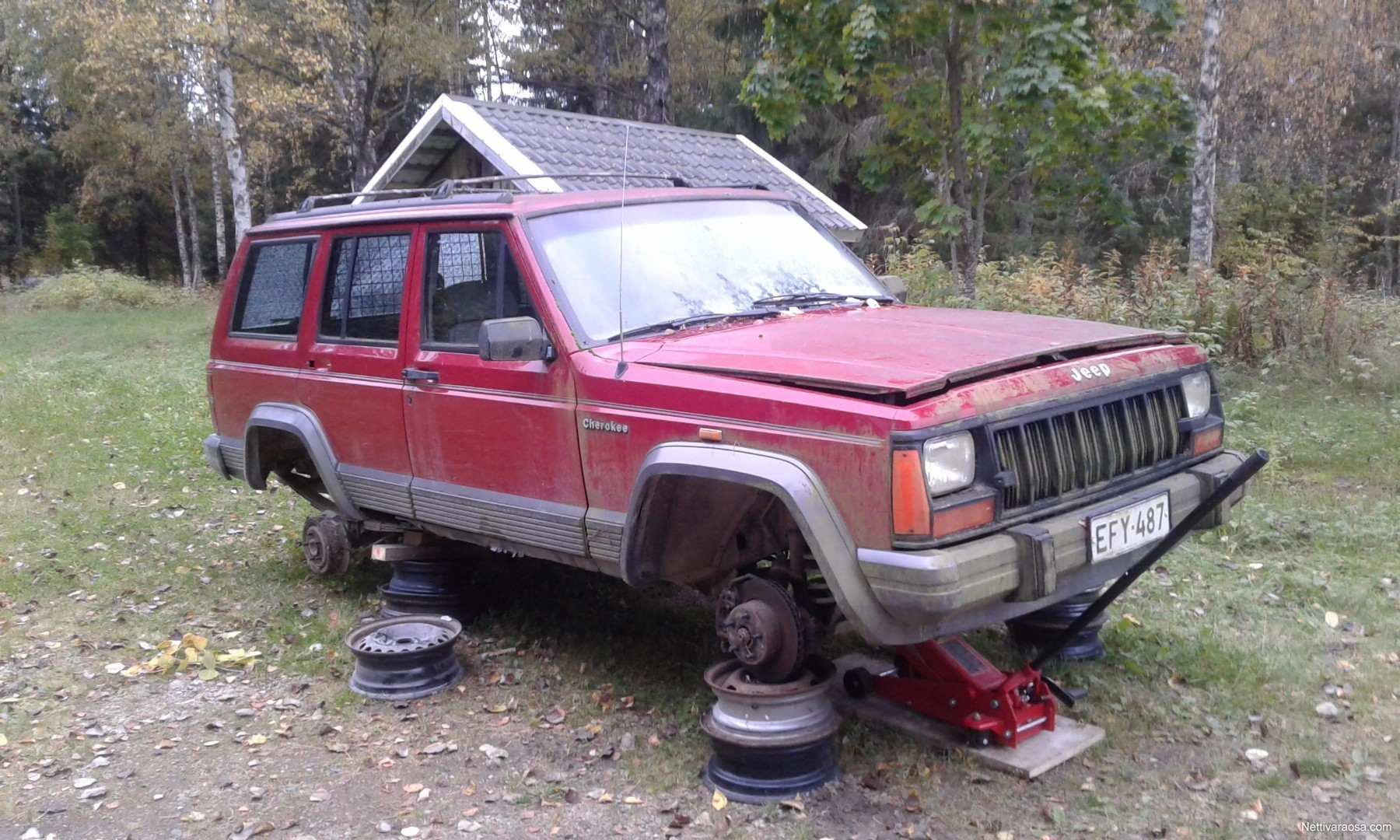 for jeep xj flares quadratec style products flat cherokee htm bushwacker