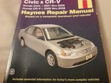 Honda Civic CR-V