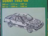 Datsun _Nissan Cherry_Sunny