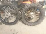 KTM  Vanteet+piikit