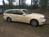 Mercedes E  200 Cdi w 211