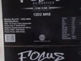 focus acoustic black