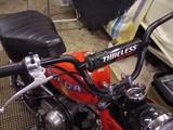 Timeless Pitbike tanko