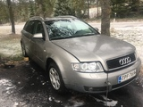 Audi A4 2.0multitron
