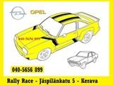 Opel Ascona Manta Kadett