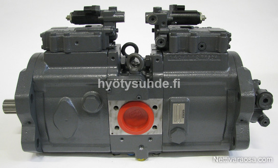 Nettivaraosa Volvo Ec160c Hydraulipumppu Alkuperainen Volvo