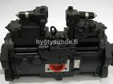 NewHolland E305 Hydraulipumppu
