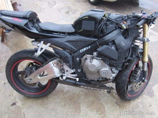 Honda Cbr600rr 2005 Motorcycle Spare Parts And Accessories Nettivaraosa