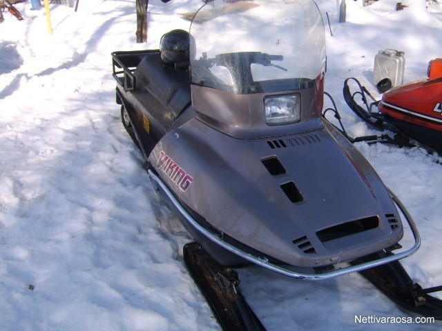 Yamaha viking 1990 - Snow mobile spare parts and accessories - Nettivaraosa