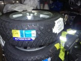 Michelin Michelin x-ice