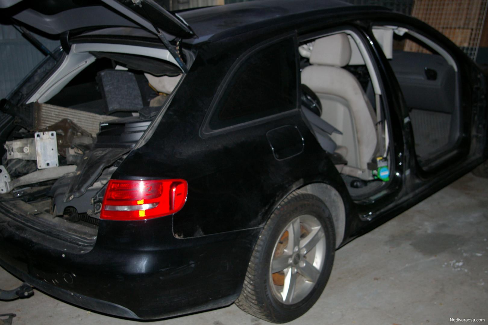 Audi A4 B8 A4 Avant 2010 Car Spare Parts Nettivaraosa