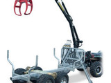 ATV GRAPPLE  CRANE 350-II