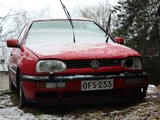 VW Golf 3  (2 kpl)