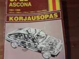 Opel Ascona 1981-1988