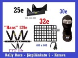 Harraste ralli JM Rokki FIA