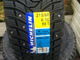 Michelin X Ice North 3