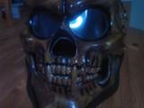 3D pääkallo