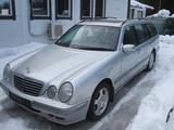 Mercedes E w210 270 cdi