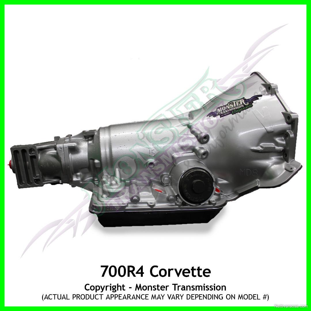 C4 Corvette Bellhousing Removal: Corvette C4 1992